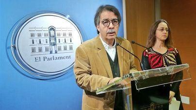 Cs Baleares pregunta a Busquets por el coste total de la visita a Junqueras y Romeva