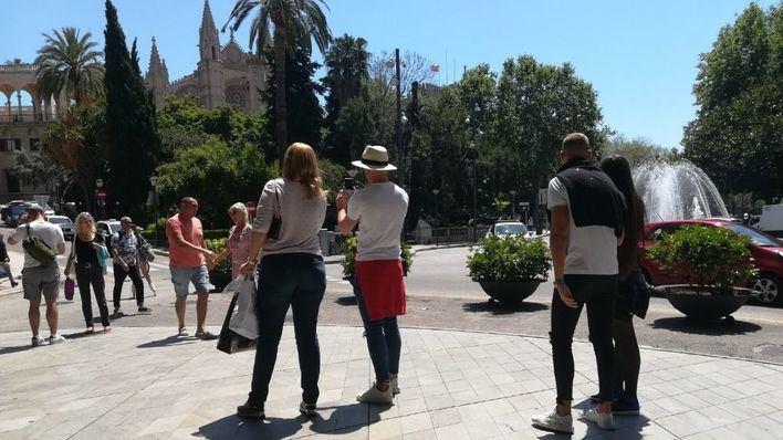 Las pernoctaciones en apartamentos turísticos de Baleares caen un 8,91 por ciento