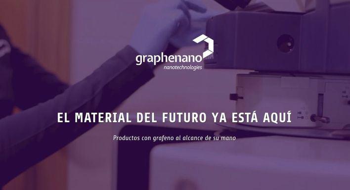 Graphenano y sus avances de investigación en el sector médico