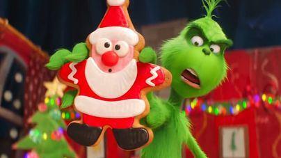 La Navidad llega a los cines de Mallorca con El Grinch