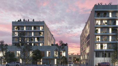 Patxi Mangado diseña edificios para un nuevo barrio de 550 viviendas en el Polígono de Levante