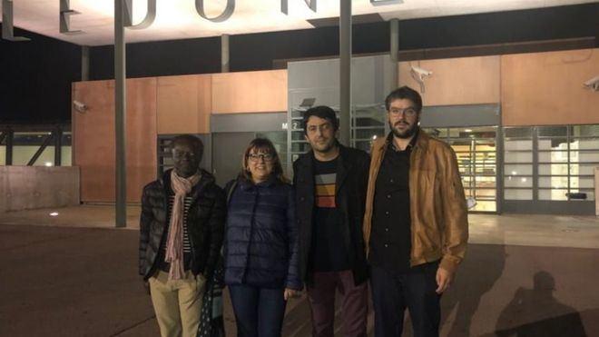 Busquets, los 'presos políticos' antes que la gestión turística