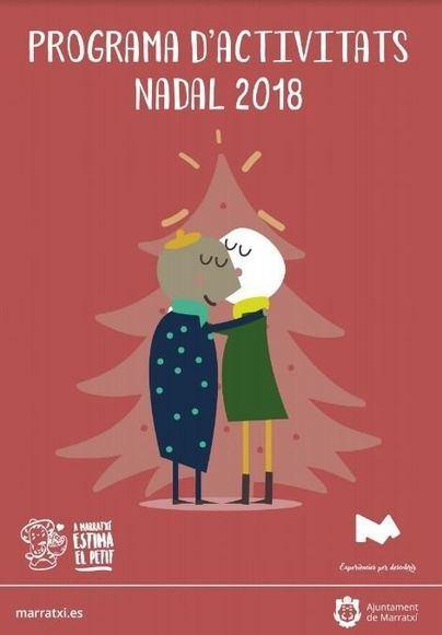 Marratxí arranca su programa de Navidad con el encendido de luces