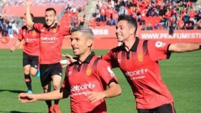 Salva Sevilla, baja en el Mallorca ante el Reus de hoy por lesión