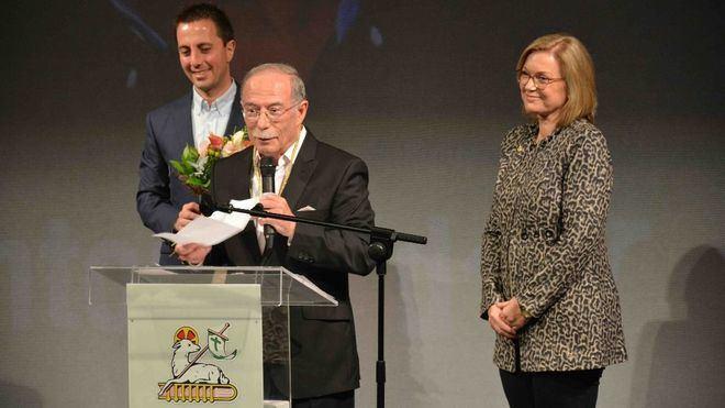 Santanyí entrega la Medalla de Oro de la Villa a Antoni Vidal Ferrando