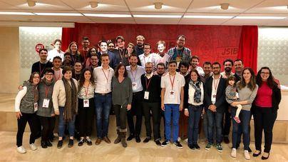 Juventudes Socialistas entregan a Armengol 70 propuestas para incluirlas en el programa electoral