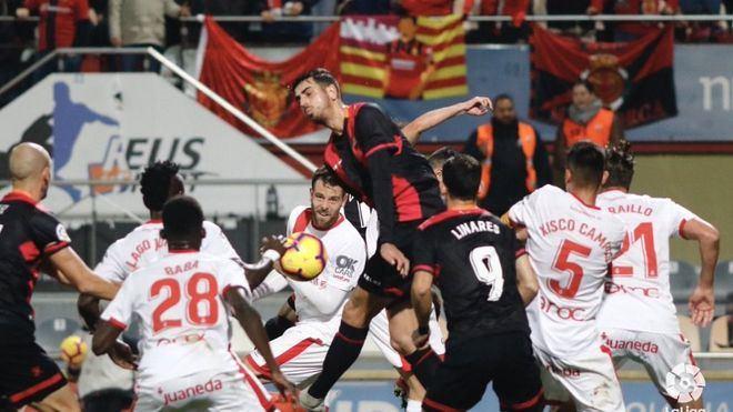 El Mallorca sigue en la liguilla de ascenso tras siete partidos sin perder