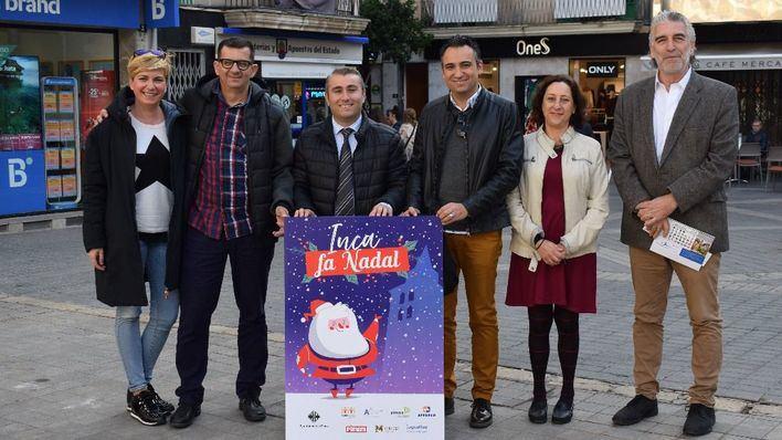 El mercado de Navidad, principal novedad del programa Inca fa Nadal