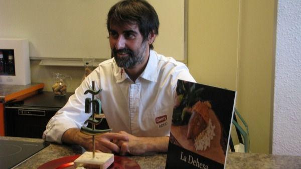 El chef Igor Rodríguez finaliza su etapa en Bretxa para afrontar nuevos retos
