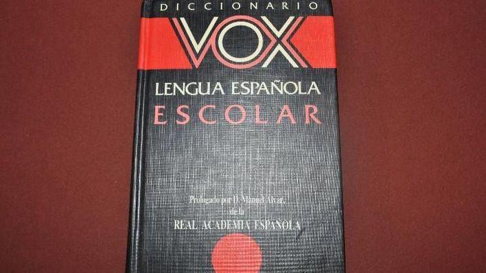 A Diccionarios Vox le