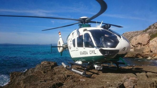 Rescatan a un excursionista extraviado en Cala Murta