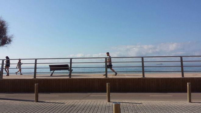 Cielos despejados y temperaturas sin cambios en Mallorca