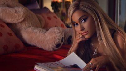 Ariana Grande, la artista más escuchada del mundo en Spotify