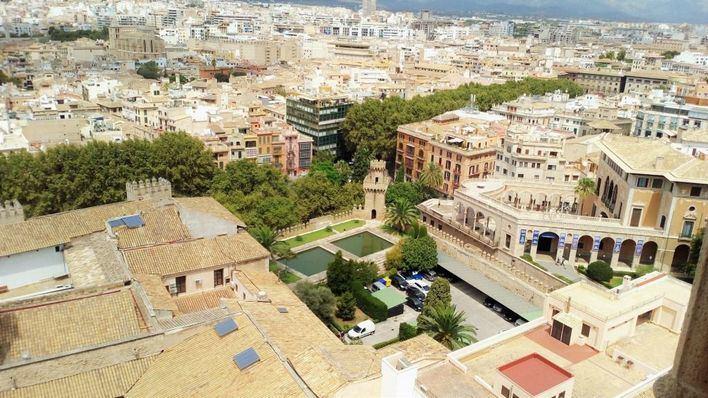 Se reducen en casi un 14 por ciento el número de ejecuciones hipotecarias en Baleares