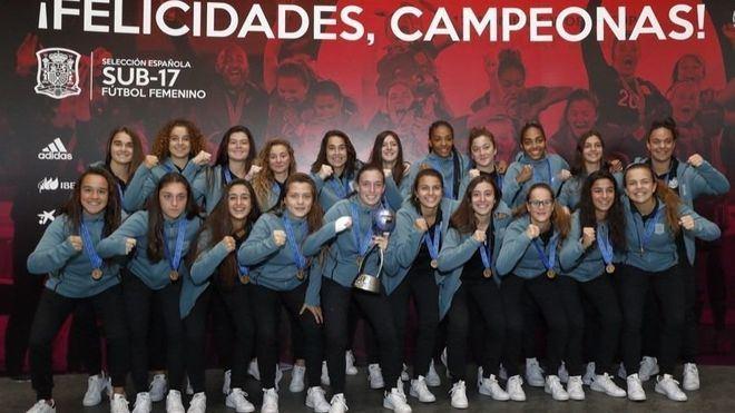 Cata Coll: 'Quién iba a decir que un equipo femenino iba a ganar un Mundial'