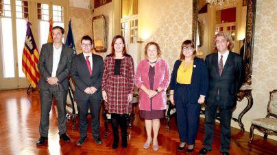 Baleares contará con 'una gran infraestructura' para estudios marinos