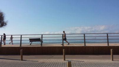 Sol y calor este puente en Baleares