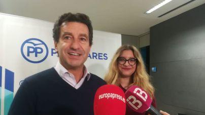 La senadora popular Esther Muñoz acusa en Palma a la ministra Delgado de dedicar recursos a 'librarse de temas personales'