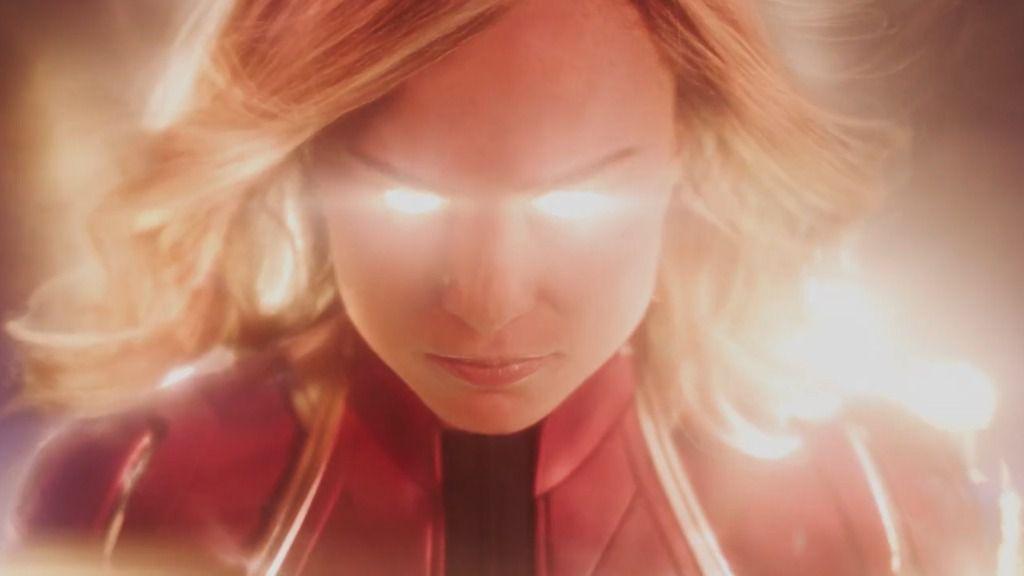 Llega el esperado trailer de la 'Capitana Marvel' por Brie Larson