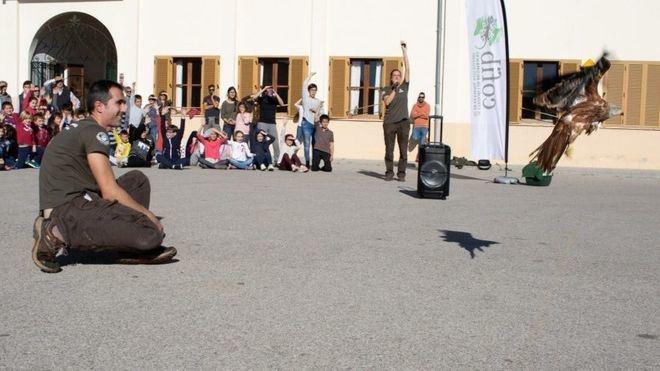 Endesa y el GOB colaboran un año más en la recuperación de la Milana