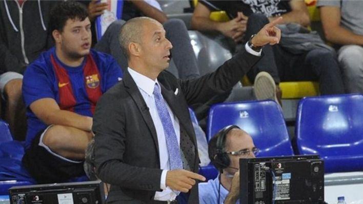 Vadillo pide que Son Moix sea 'un fortín' para ganar a ElPozo Murcia