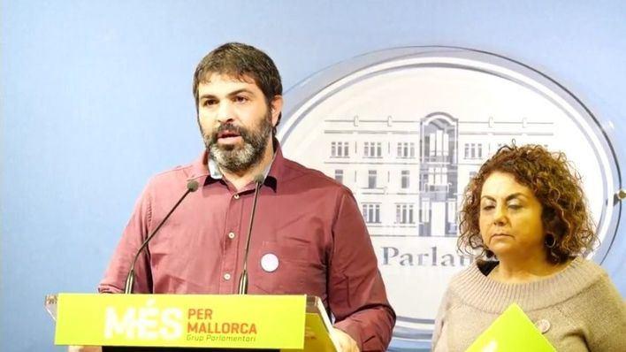 """Més imita a Podemos y saldrá a la calle para """"contestar al fascismo'"""