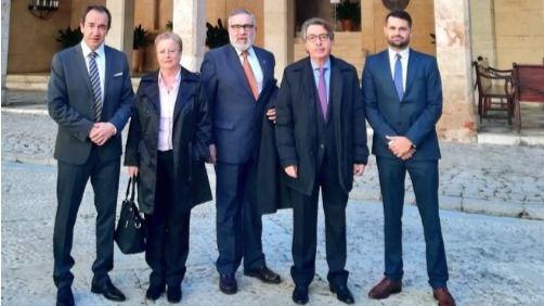 Cs siente 'vergüenza' por el discurso de Armengol: 'lo ha convertido en un mitin del PSOE'