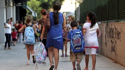 El 14,7 por ciento de los alumnos de Baleares son extranjeros