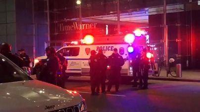 Una falsa alarma de bomba obliga a desalojar la CNN en Nueva York