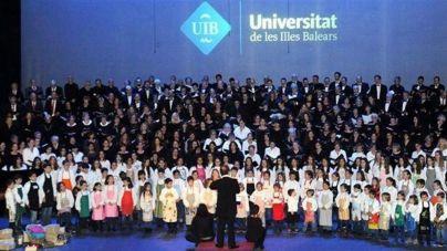 Las corales de la UIB cantarán esta Navidad por los refugiados