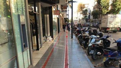 Comienzan en Ibiza los trabajos de la ruta 1 dentro del proyecto 'A pie al cole'