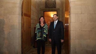 El ministro de Fomento protagoniza este domingo un mitin del PSIB-PSOE en Palma