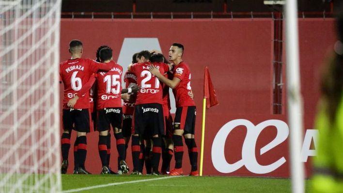 El Mallorca cae derrotado 1-2 ante el Málaga en Son Moix