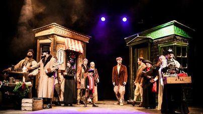 El Auditorium de Palma acoge el clásico de Dickens 'Un Cuento de Navidad'