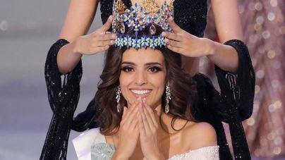 La mexicana Vanessa Ponce de León se corona como Miss Mundo 2018