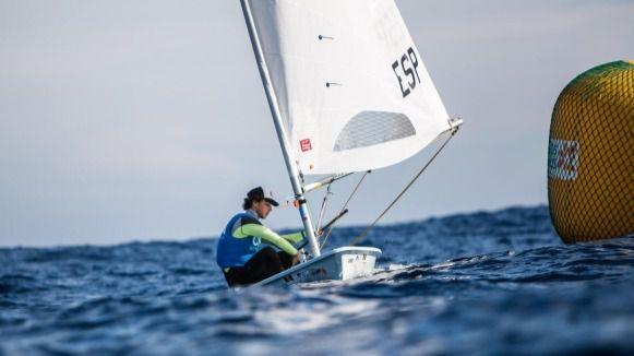 Pep Cazador finaliza tercero en el Campeonato de España de Laser