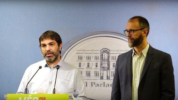 """Més critica la reunión de Armengol y Ábalos: """"el convenio ferroviario es insuficiente"""""""
