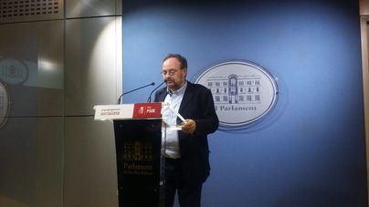 El PSIB: 'Sánchez ha impulsado más acciones a favor de Baleares en 6 meses que Rajoy en 7 años'