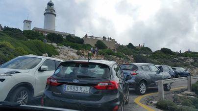 Restricciones del 15 de junio al 15 de septiembre al Faro de Formentor