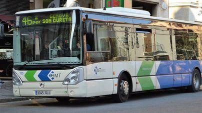 Cort amplía con un nuevo tramo el carril bus en Alexandre Rosselló