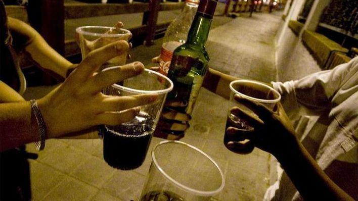 Tres de cada diez escolares reconoce haberse emborrachado en el último mes