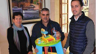 Masiva respuesta a la campaña Cap Infant Sense Jugueta en Santanyí