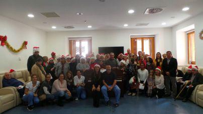 El centro de día de Andratx acoge el tradicional concierto de Navidad