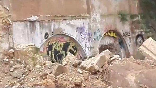 Cs denuncia a Cort a Fiscalía por verter escombros en el canódromo
