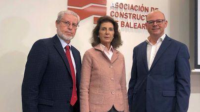 CAEB: 'El sector de la construcción está recuperando su ritmo en Baleares'
