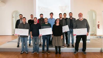 'Grushenka' y 'Woody and Woody', ganadores de los premios Palma Film Office