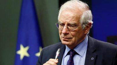 Borrell sobre requisar el móvil a periodistas: