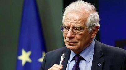 Borrell sobre requisar el móvil a periodistas: 'Pensé que hablaba de Venezuela'