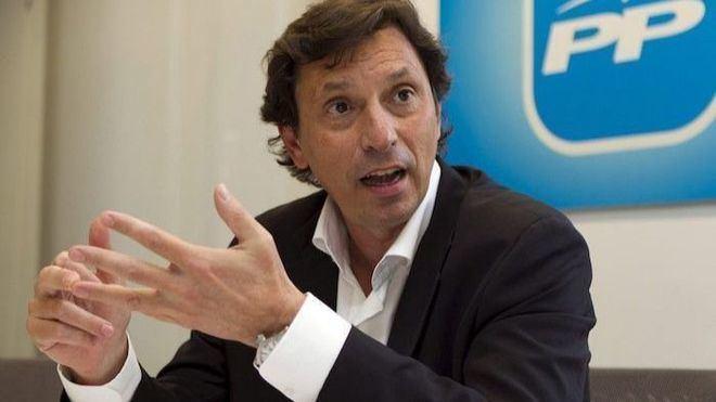 Mateu Isern será el candidato del PP a la alcaldía de Palma