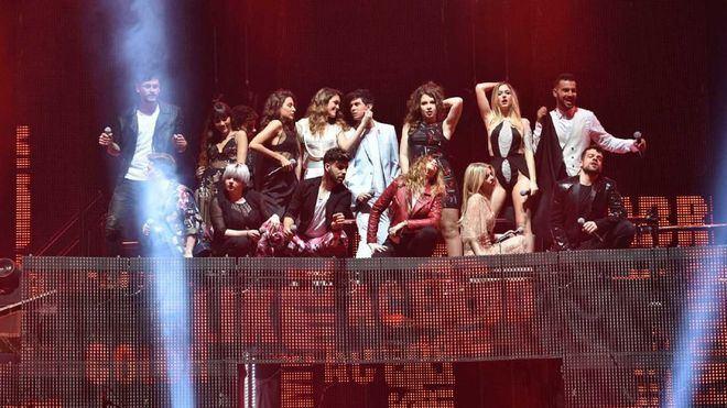 Inca acogerá de nuevo el concierto de OT en la gira 2019